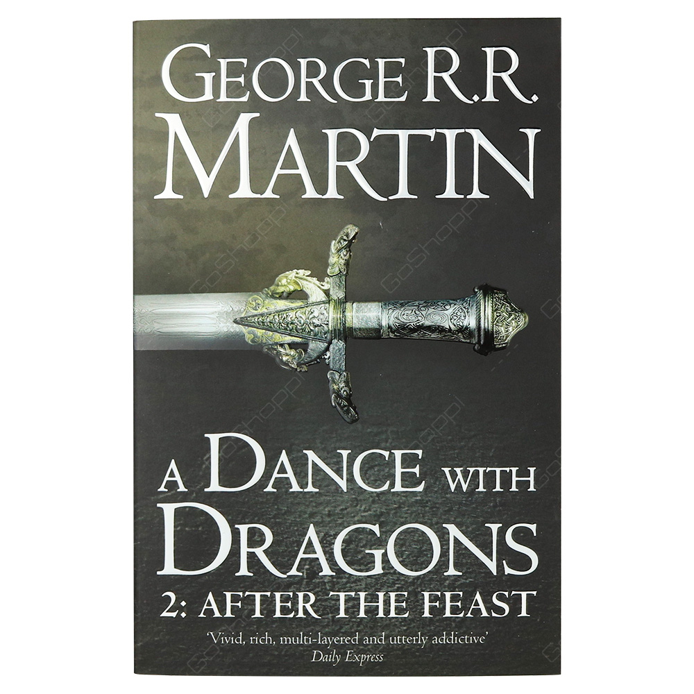 A Dance With Dragons Part 2 - After The Feast
