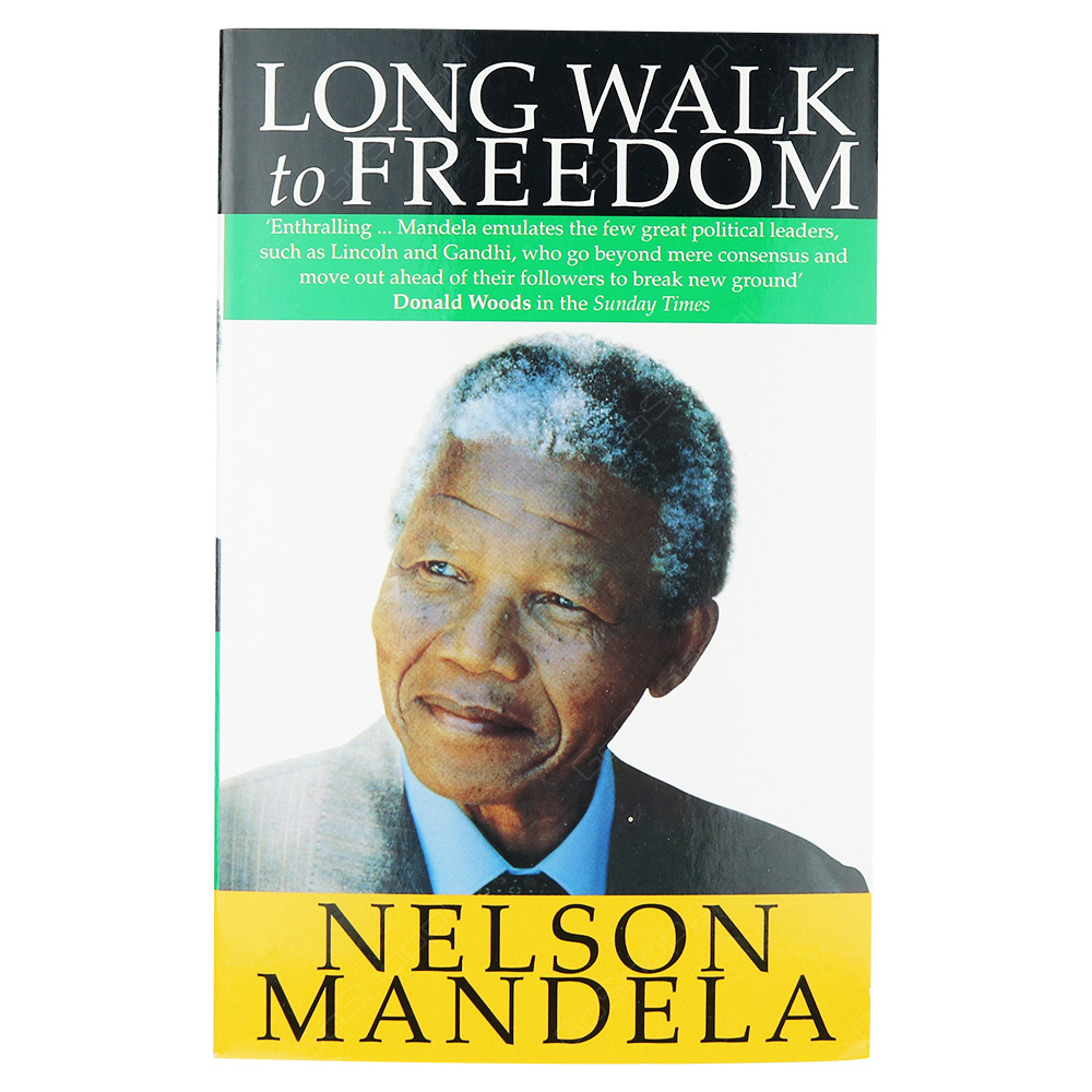 A Long Walk To Freedom - The Autobiography Of Nelson Mandela
