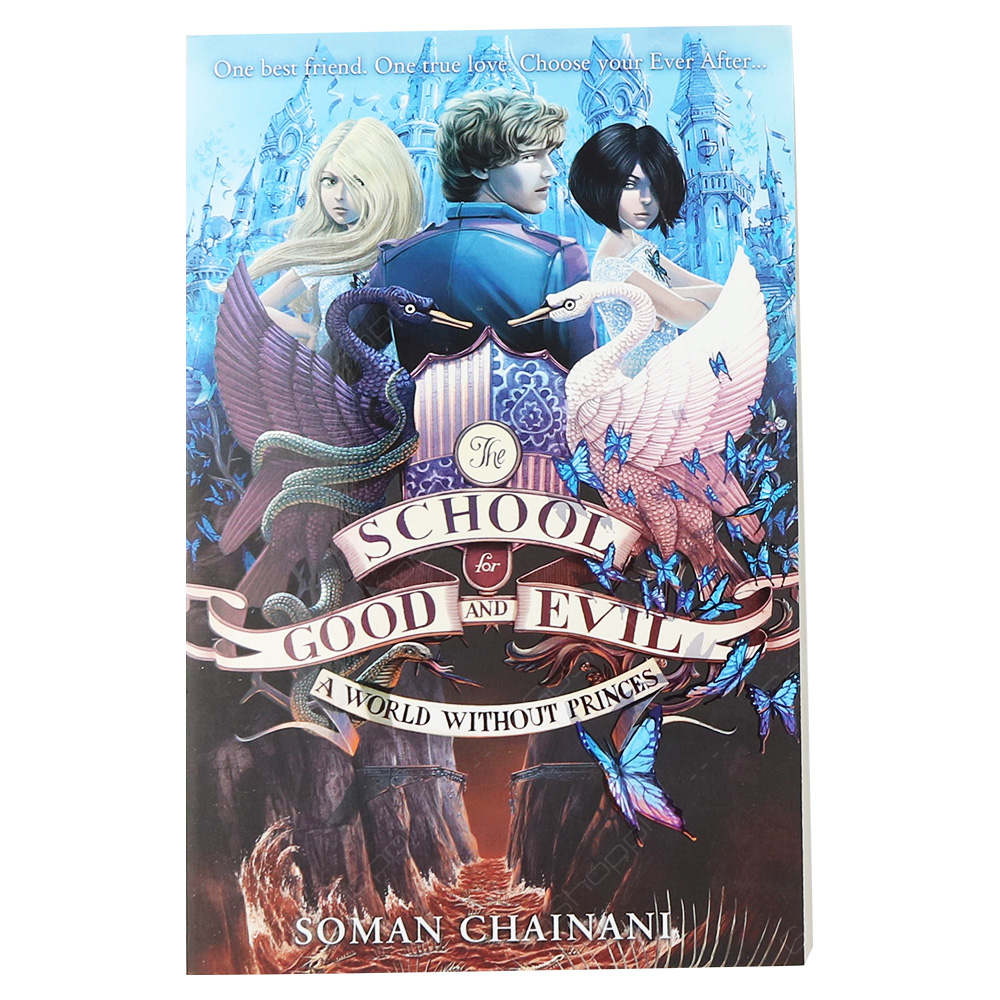 A World Without Princes - The School For Good And Evil Book 2