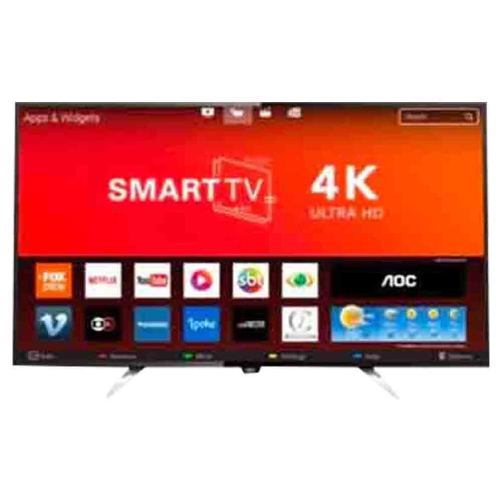 AOC 50U6285 50 Inch 4K UHD Smart TV