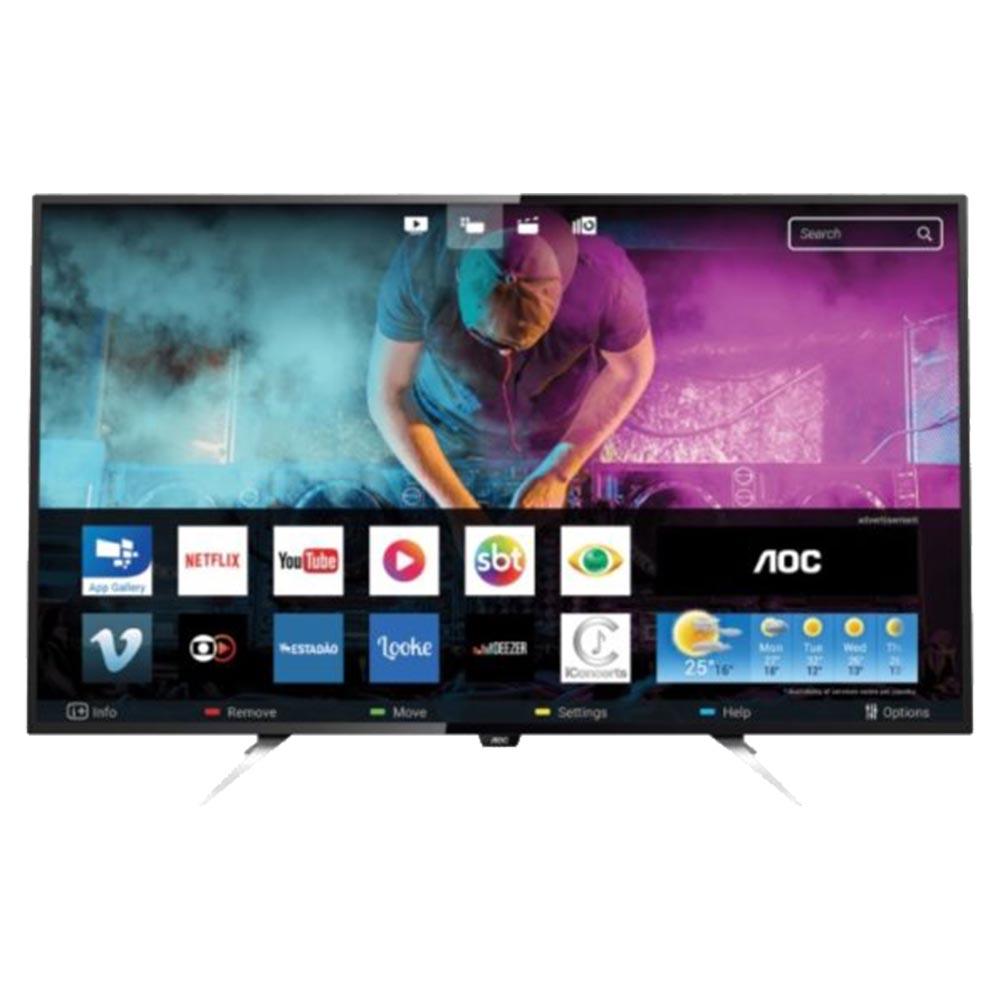 AOC LE65U7970 65 Inch 4K Ultra HD Smart LED TV