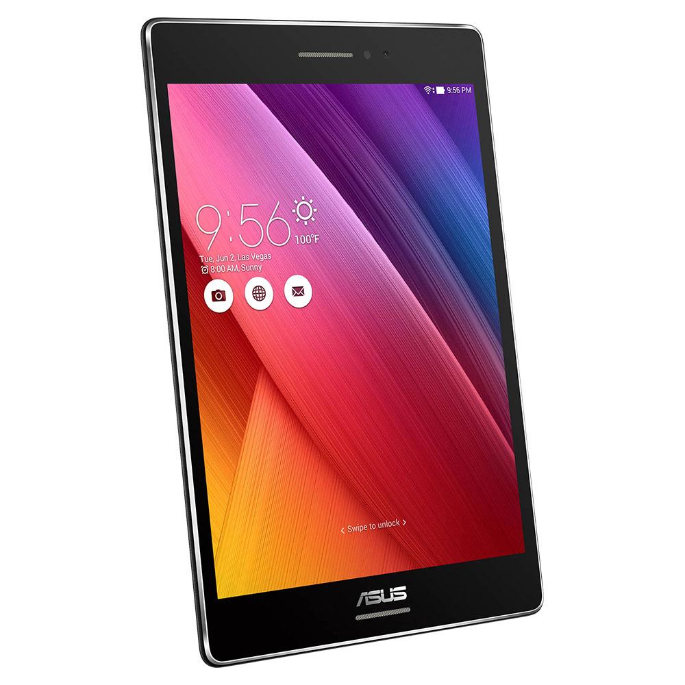 ASUS ZenPad S 8.0 Z580CA Tablet - 8 Inch, 4GB RAM, 64GB Memory, Wi-Fi - Black