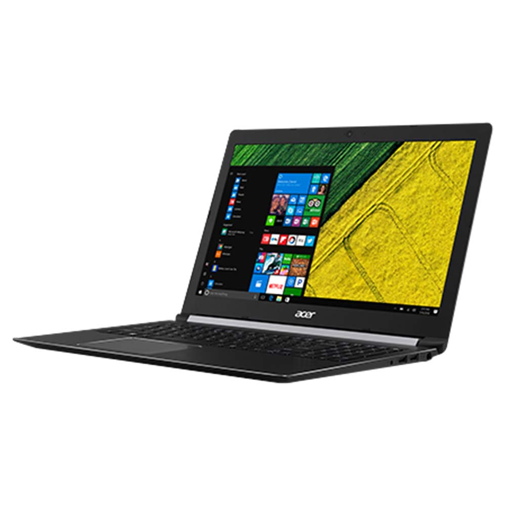 Acer Aspire 5 Laptop With 15.6 Inch Display, Intel Core i5-7200U, 6GB RAM, 1TB HDD - Black - A515-51G-5400