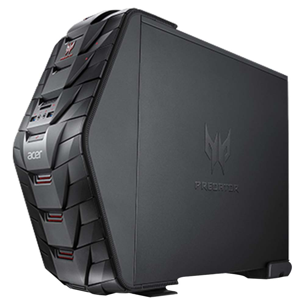 Acer Predator AG3-710 Gaming Desktop, Intel Core i7-7700, 16GB RAM, 1TB HDD + 256GB SSD - G3-710-E04EM