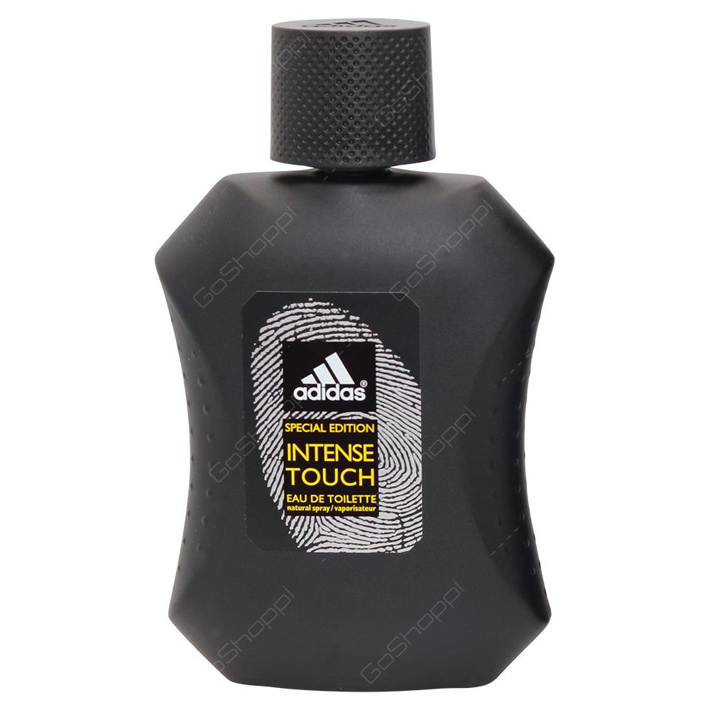 Adidas Intense Touch Special Edition Eau De Toilette 100ml