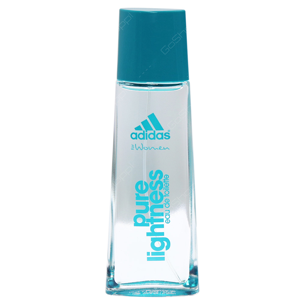 many styles free shipping exclusive range Adidas Pure Lightness For Women Eau De Toilette 50ml - Buy ...