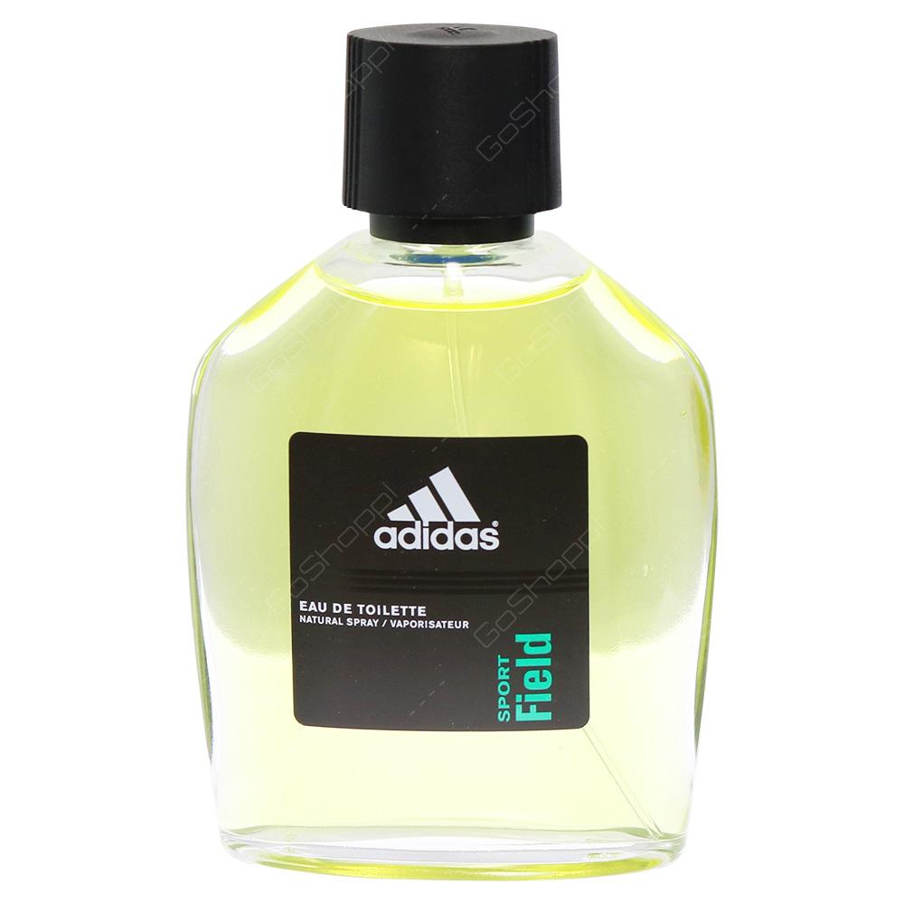 Adidas Sport Field Eau De Toilette 100ml