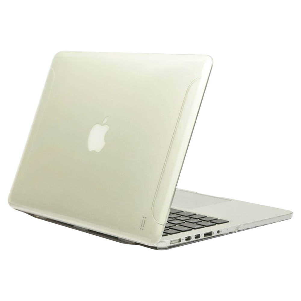 Aiino 13 Inch Macbook Retina Hard Shell Case AIMBR13G-CLR Glossy - Clear