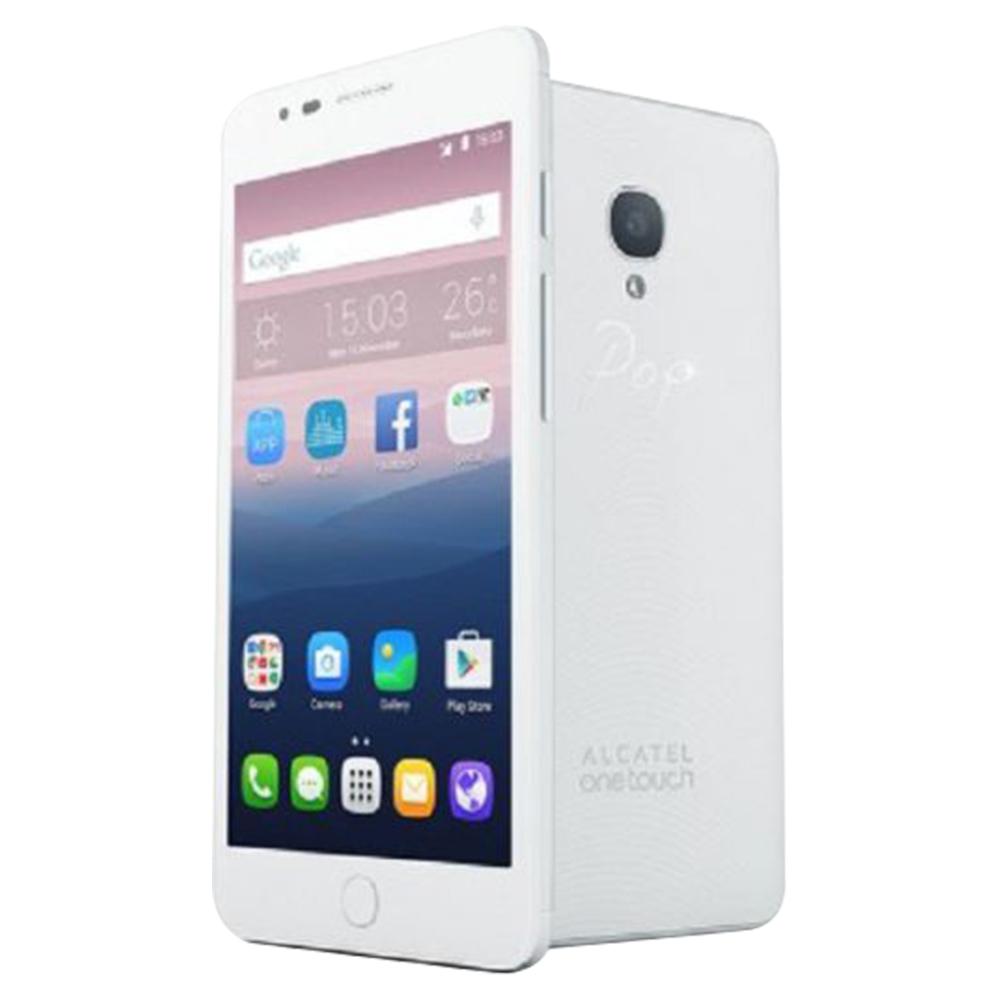 Alcatel 6044DW-W  Pop Up 2GB RAM, 16GB ROM - White