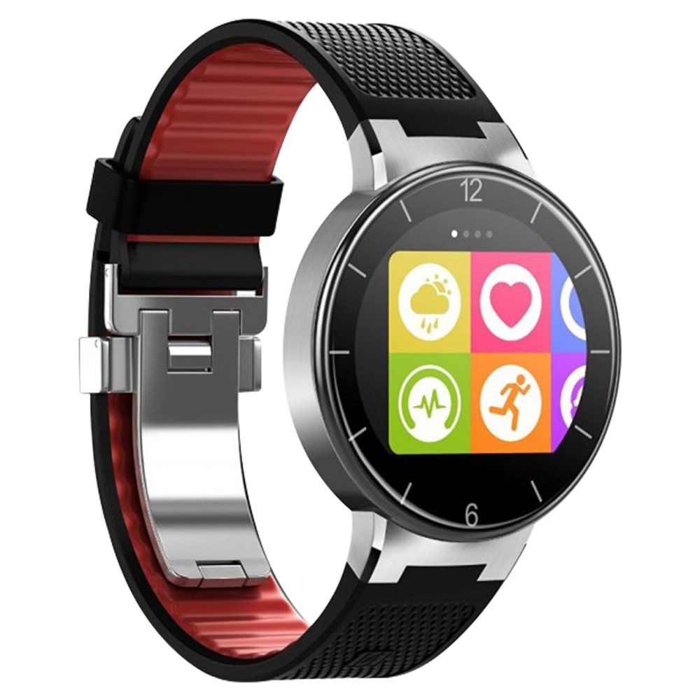 Alcatel Onetocuh Smartwatch Wave - Red