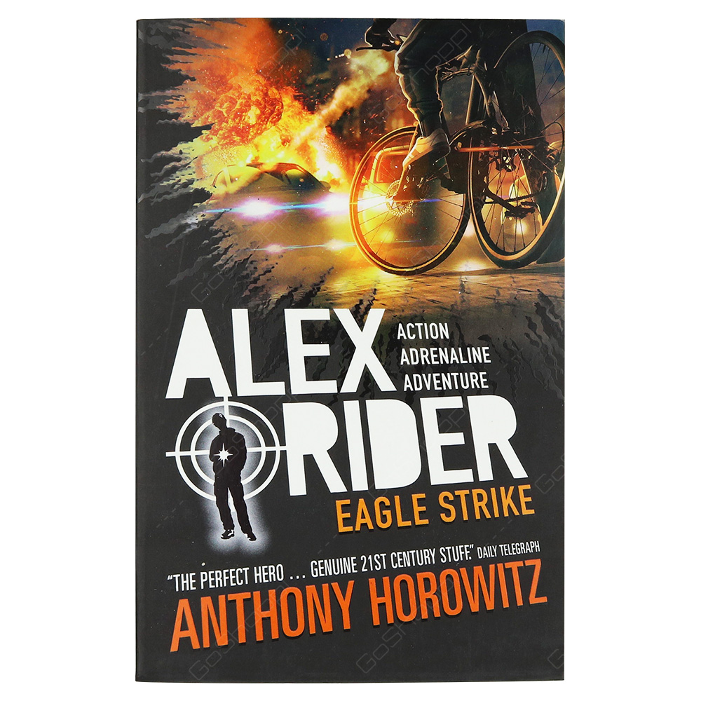 Alex Rider - Eagle Strike By Anthony Horowitz