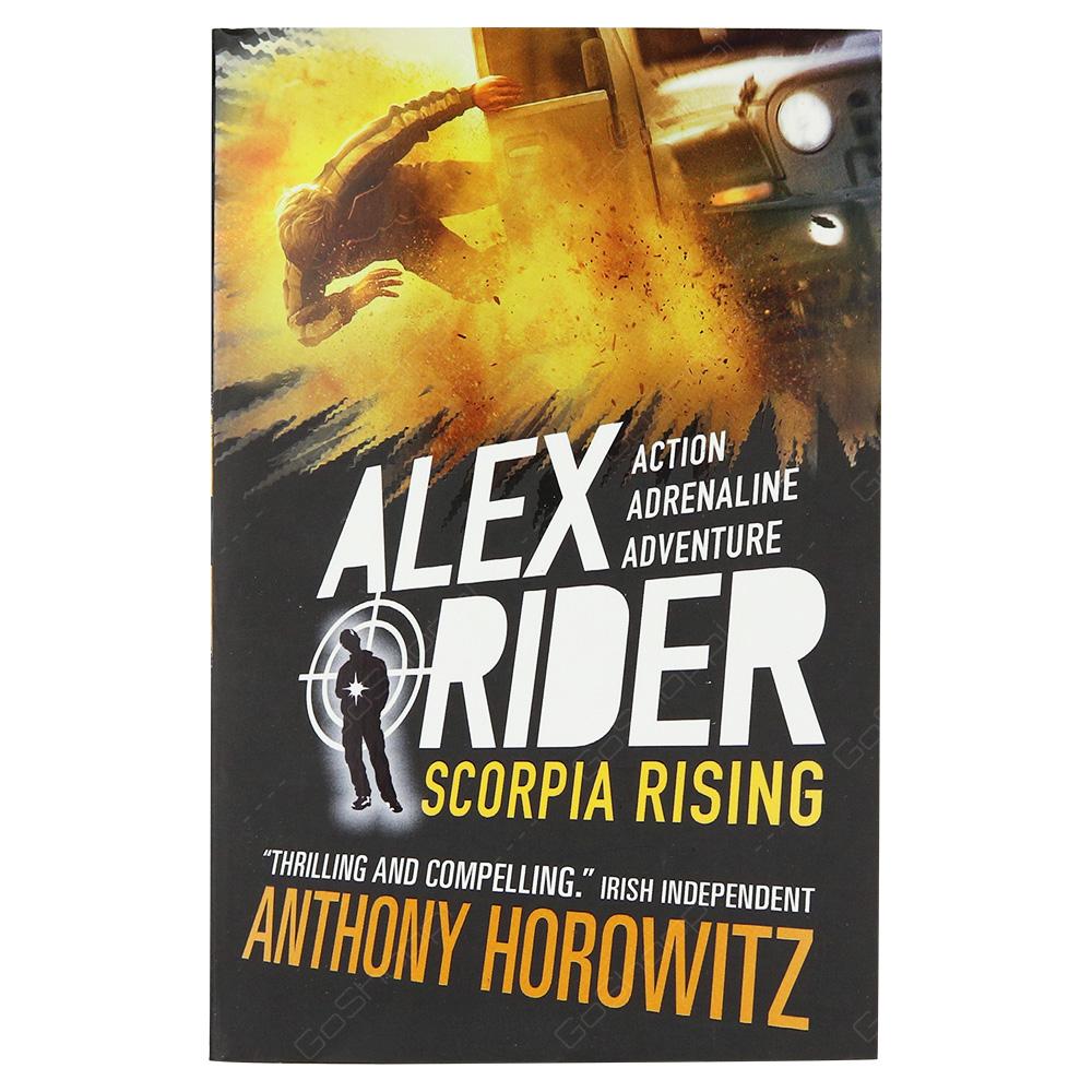 alex rider scorpia rising free ebook