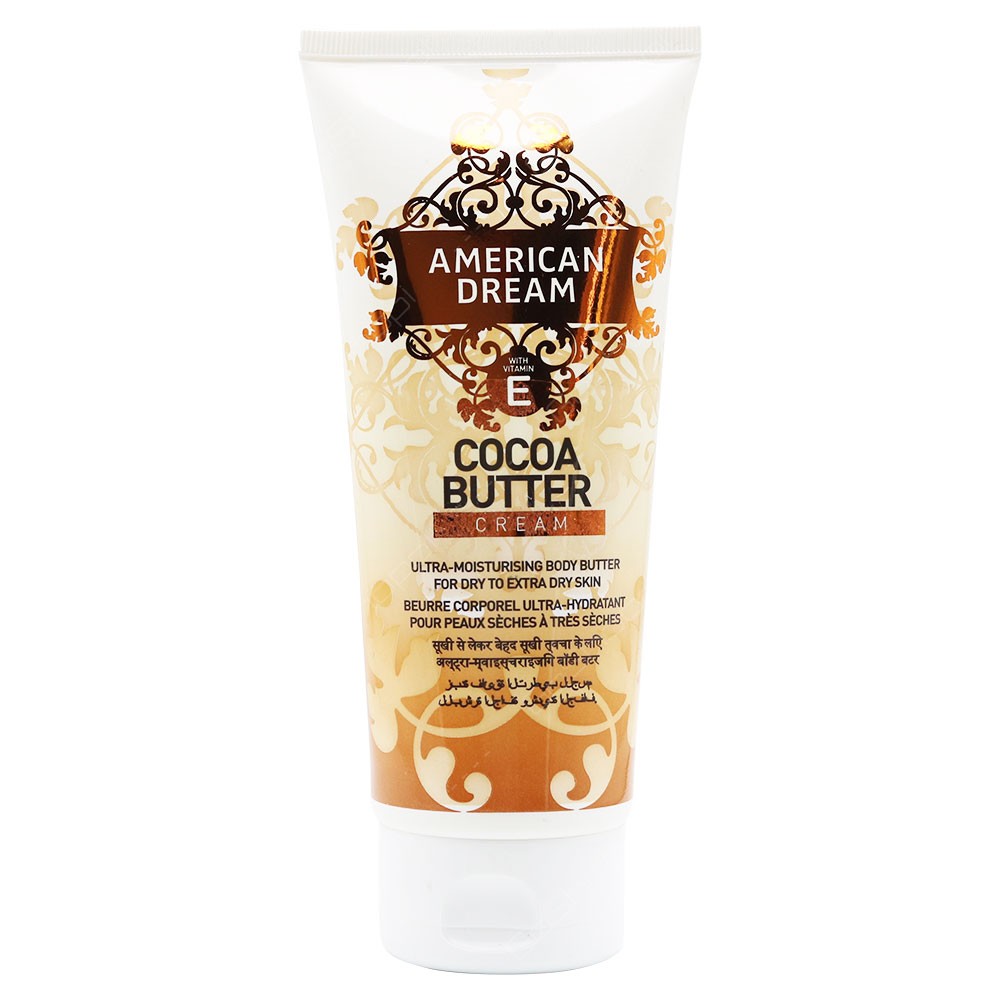 American Dream Cocoa Butter Cream 200ml