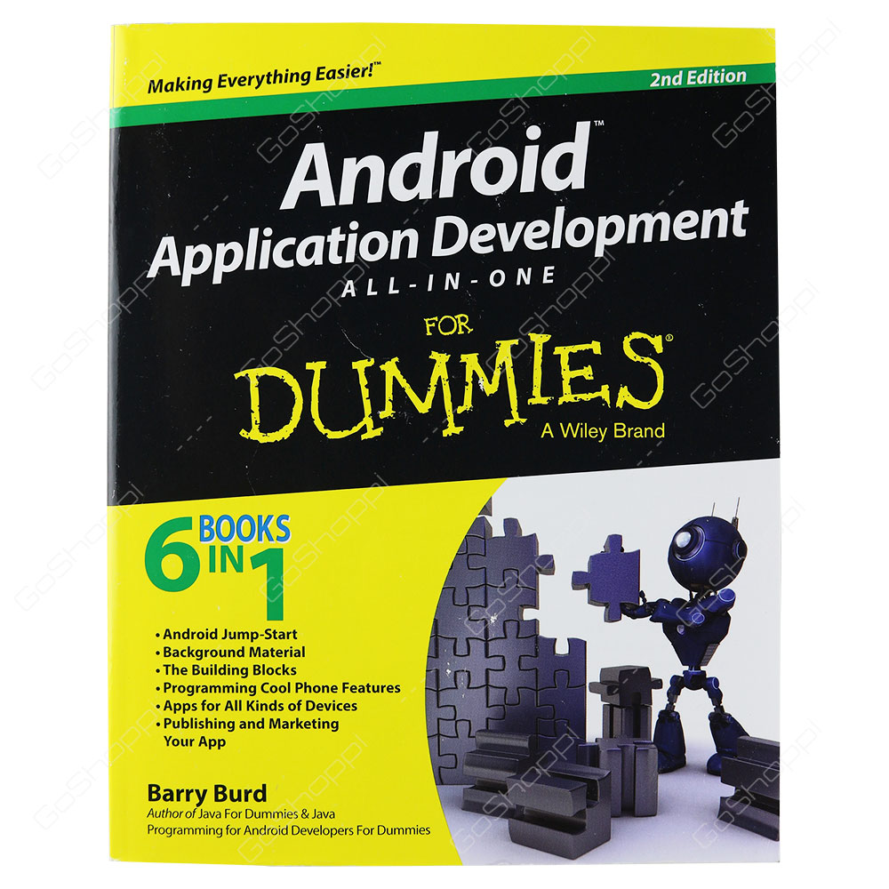 Android App Development All-In-One For Dummies 2nd Edition By Barry Burd