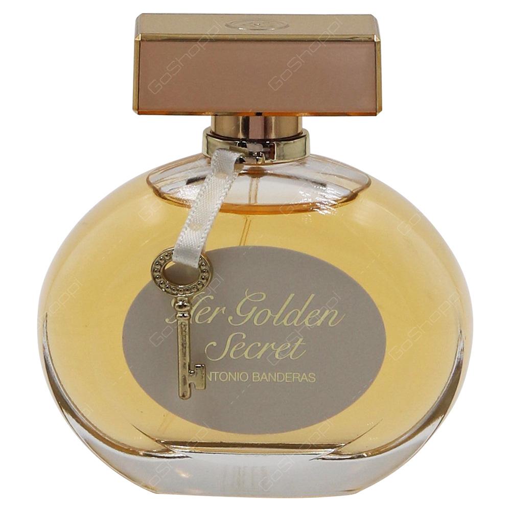 f2fd9be34 Antonio Banderas Her Golden Secret For Her Eau De Toilette 80ml ...
