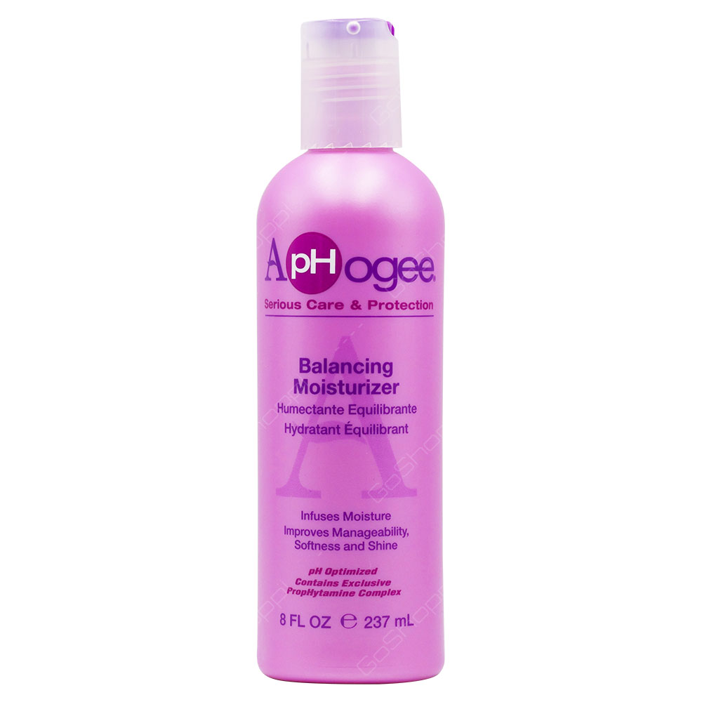 Aphogee Serious Care & Protection Balancing Moisturizer 237ml