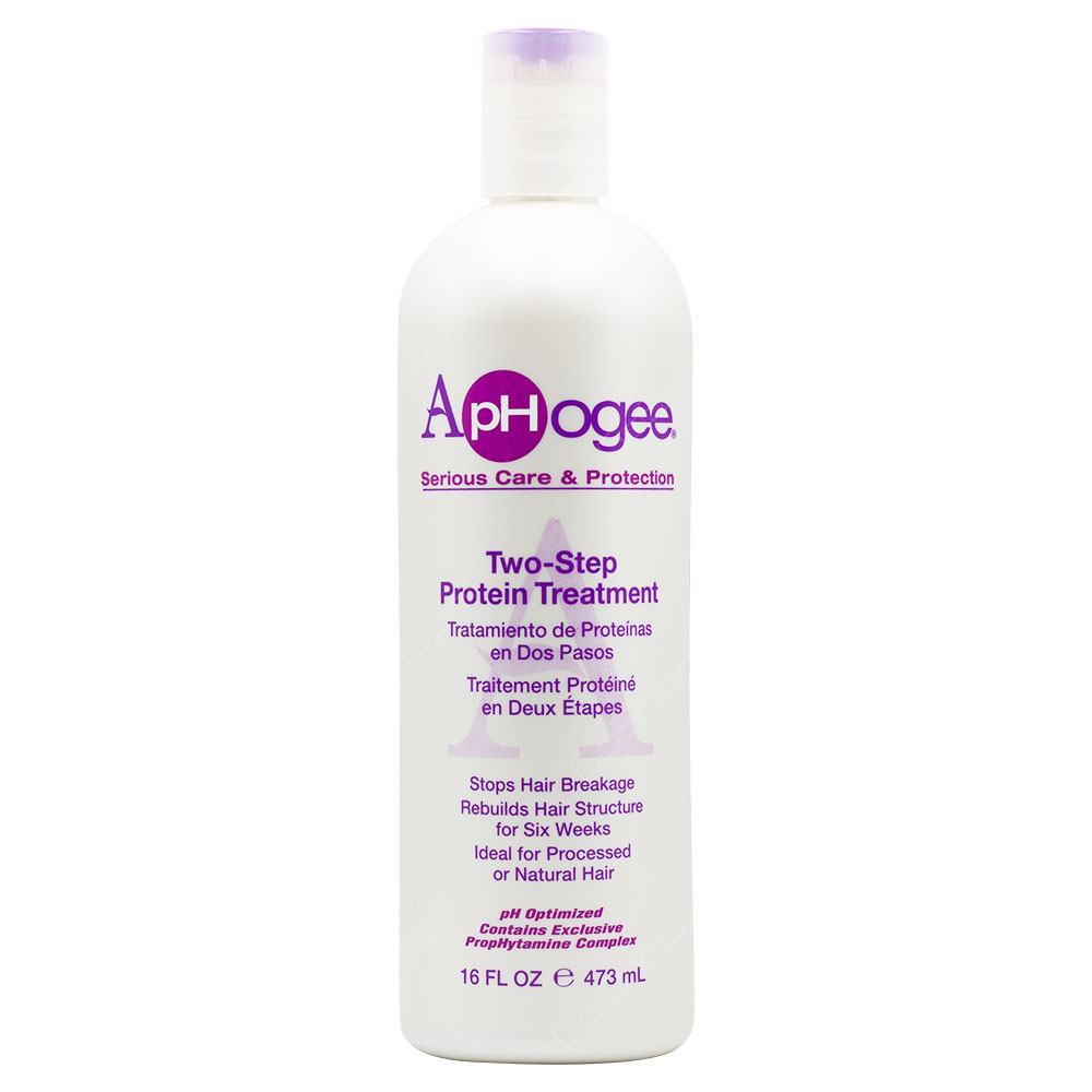 Aphogee Serious Care & Protection Two Step Protein Treatment 473ml