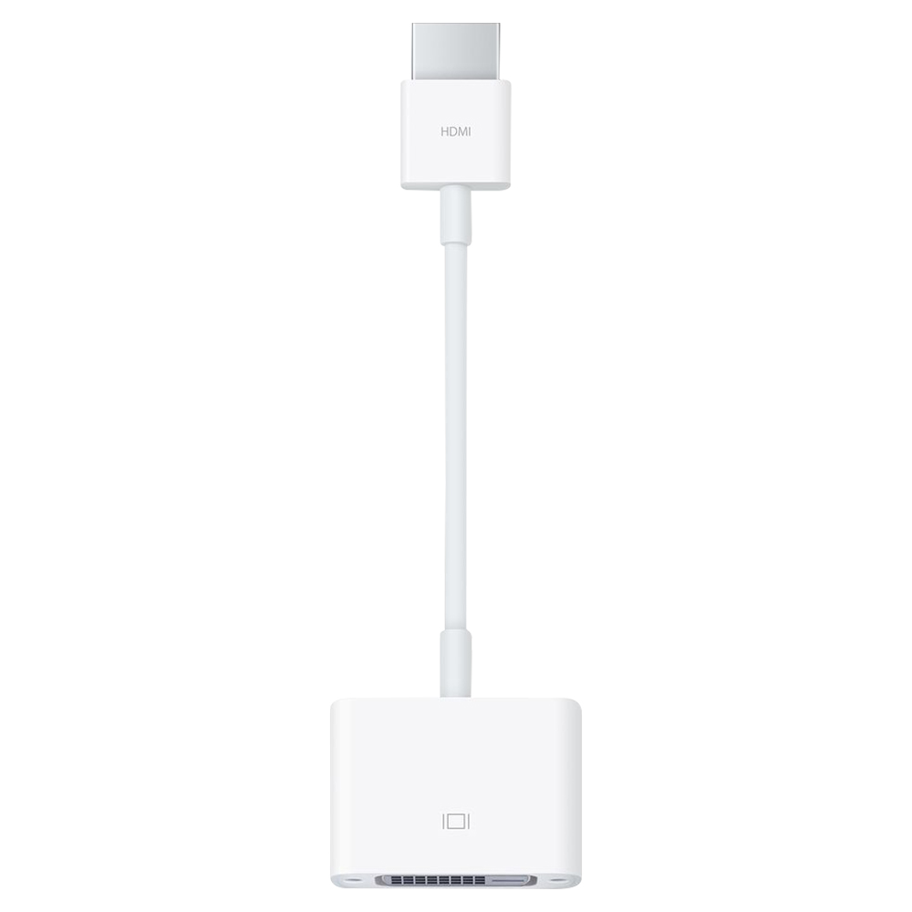 Apple HDMI To DVI Adaptor - MJVU2ZM/A
