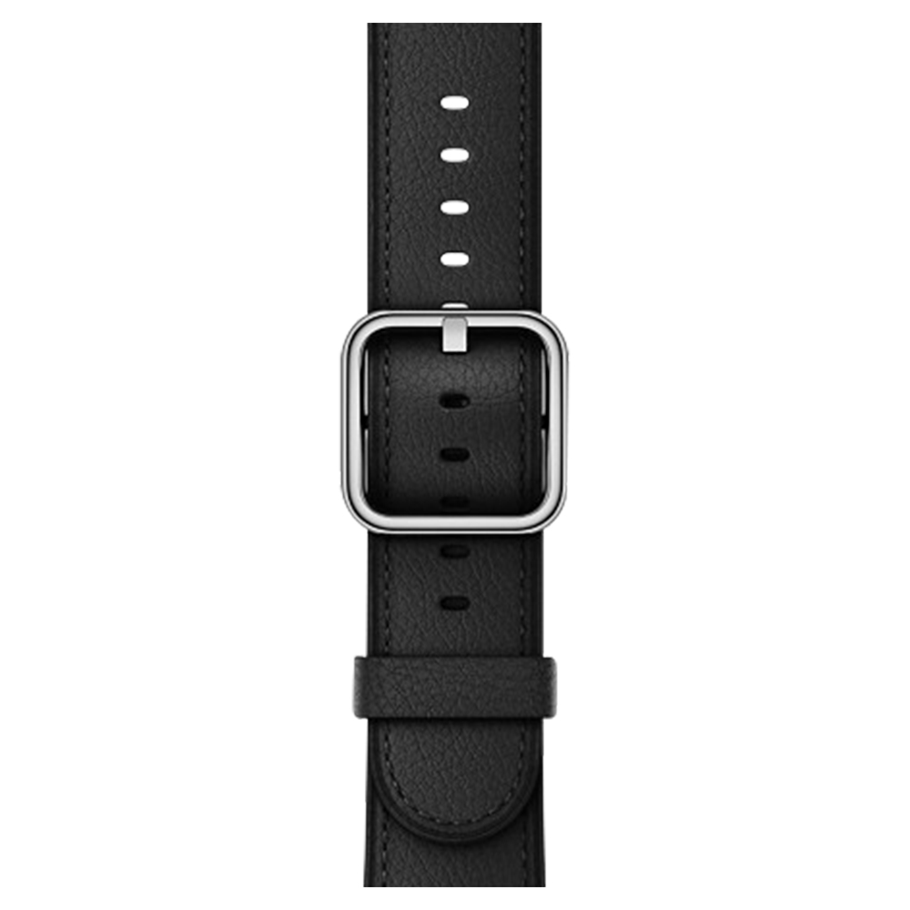 Apple Watch 42mm Black Classic Buckle - MLHH2ZM/A