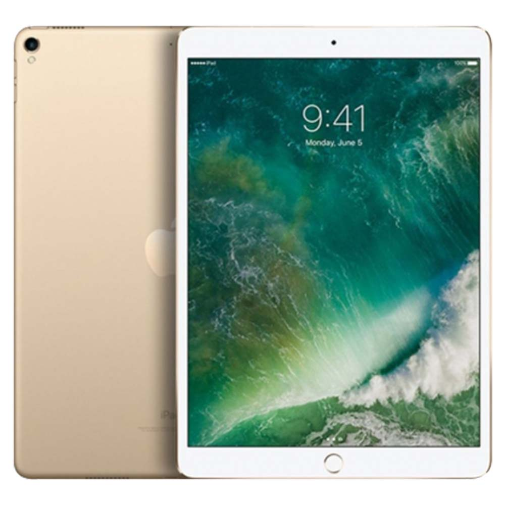 Apple iPad Pro 10.5 Inch WiFi And Cellular 512GB Without FaceTime- Gold - MPMG2AE/A