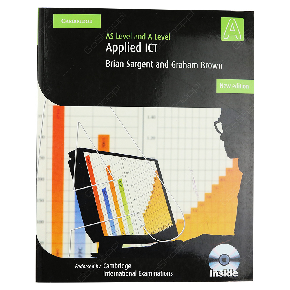 Applied AS Level And A Level ICT With CD New Edition