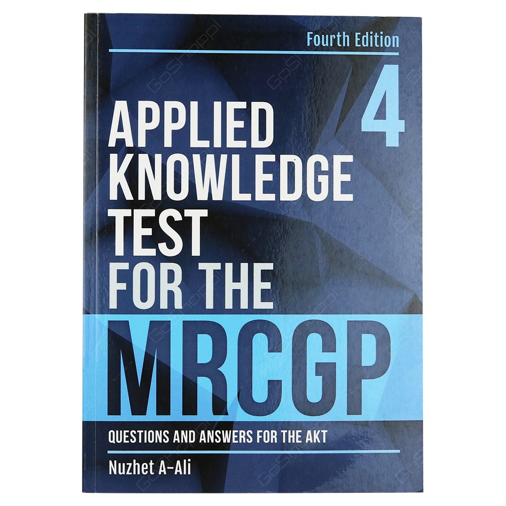Applied Knowledge Test For The MRCGP Fourth Edition
