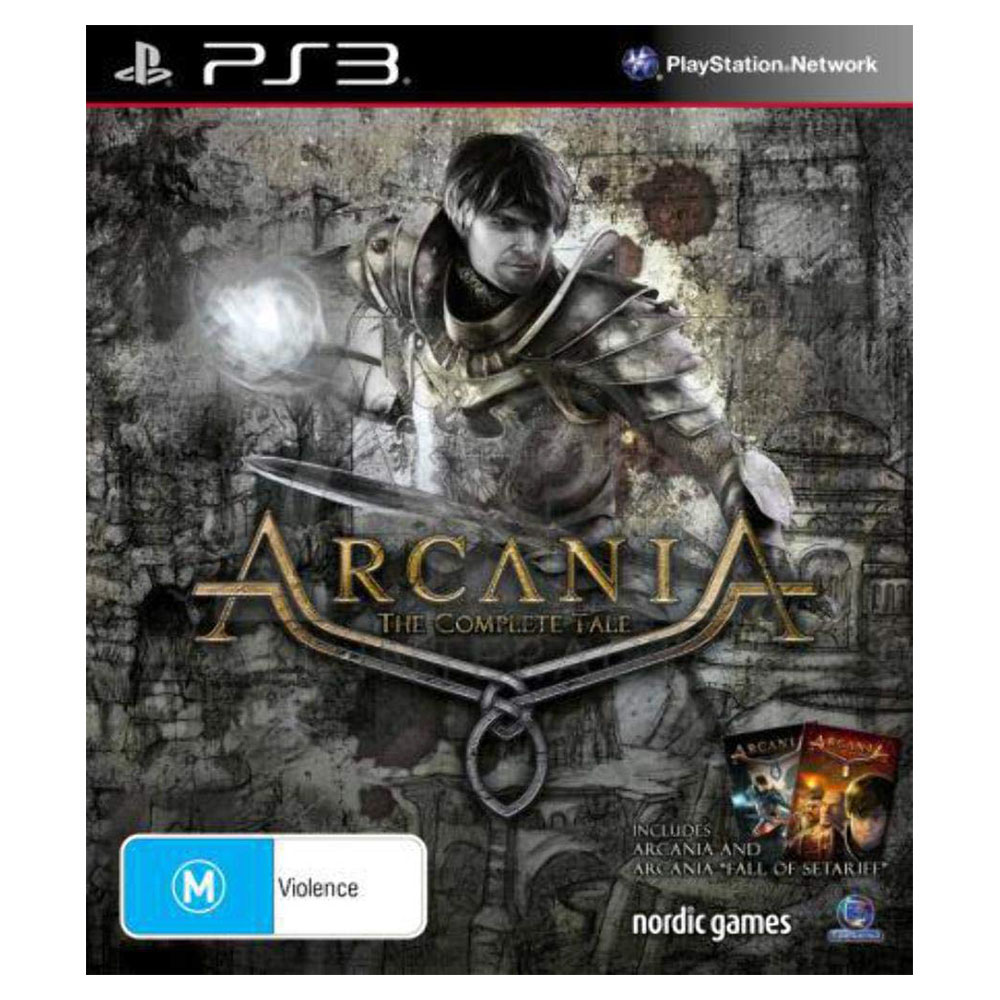 Arcania - The Complete Tale - Sony Playstation 3