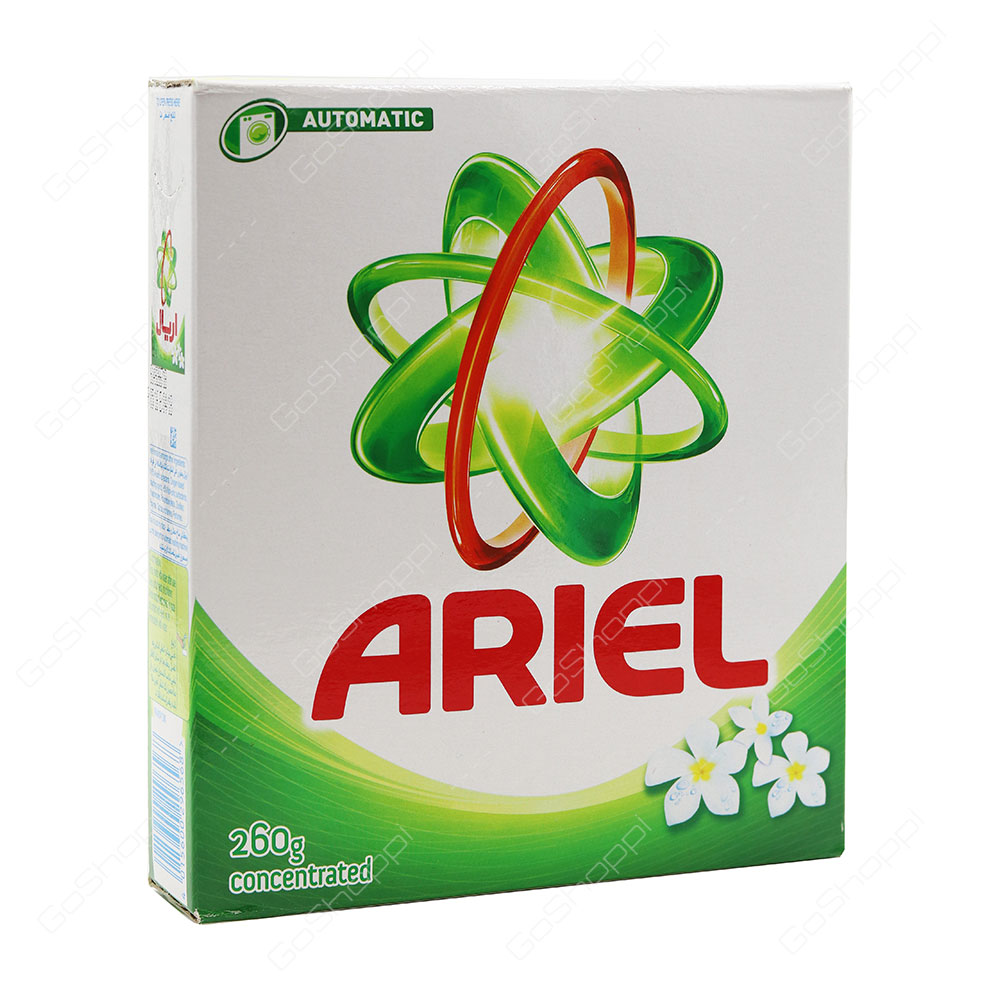 Ariel Green Automatic Front Load Concentrated Washing Powder