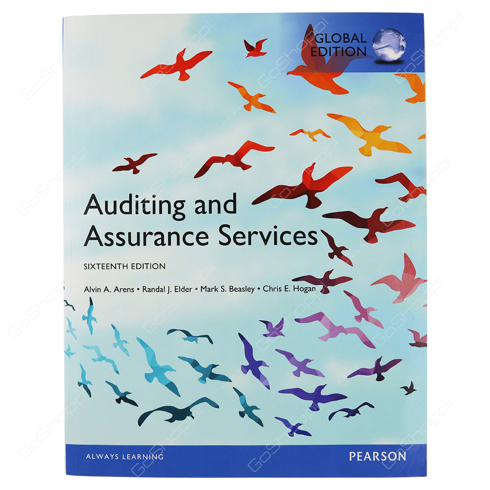 Auditing And Assurance Services Sixteenth Edition By Alvin A. Arens