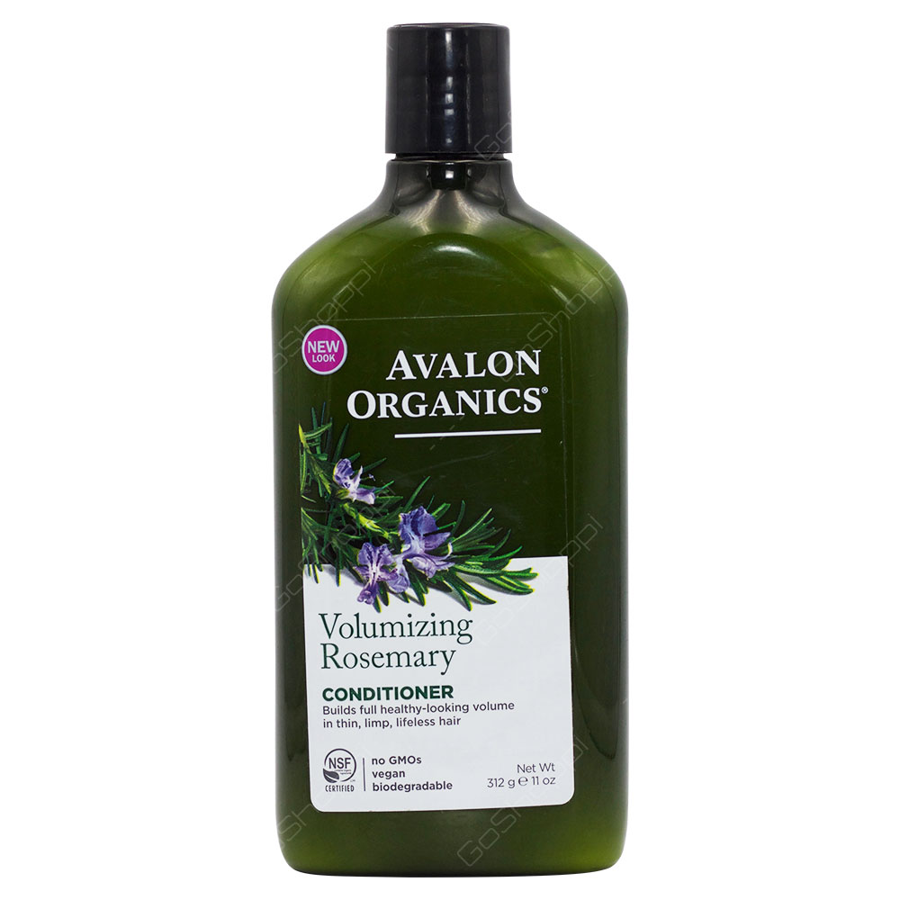 Avalon Organics Volumizing Rosemary Conditioner 312g