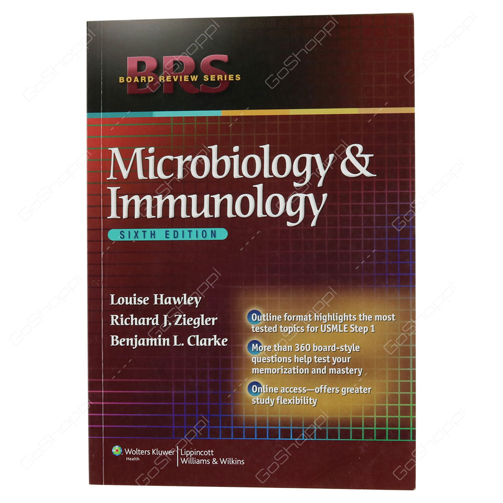 Microbiology Book By Lippincott