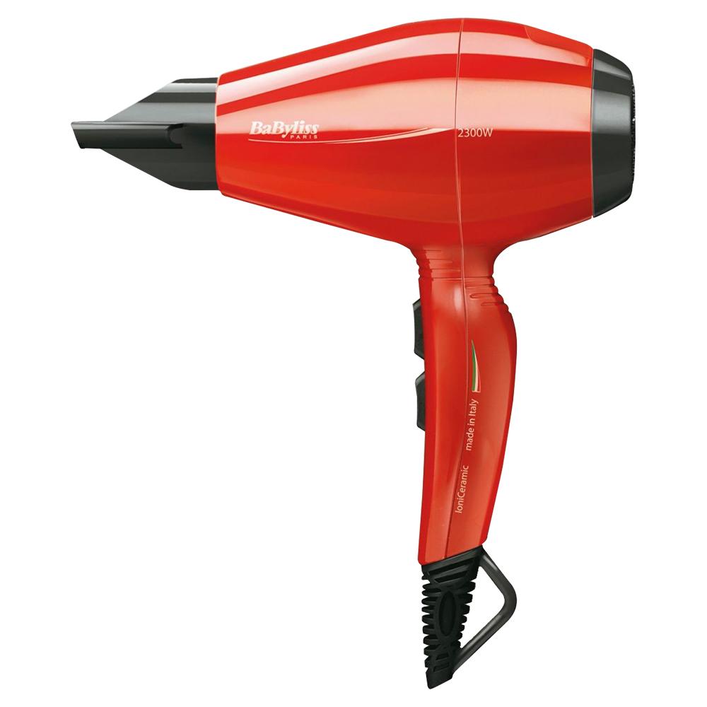 Babyliss Hair Dryer 2300W 6615SDE - Red