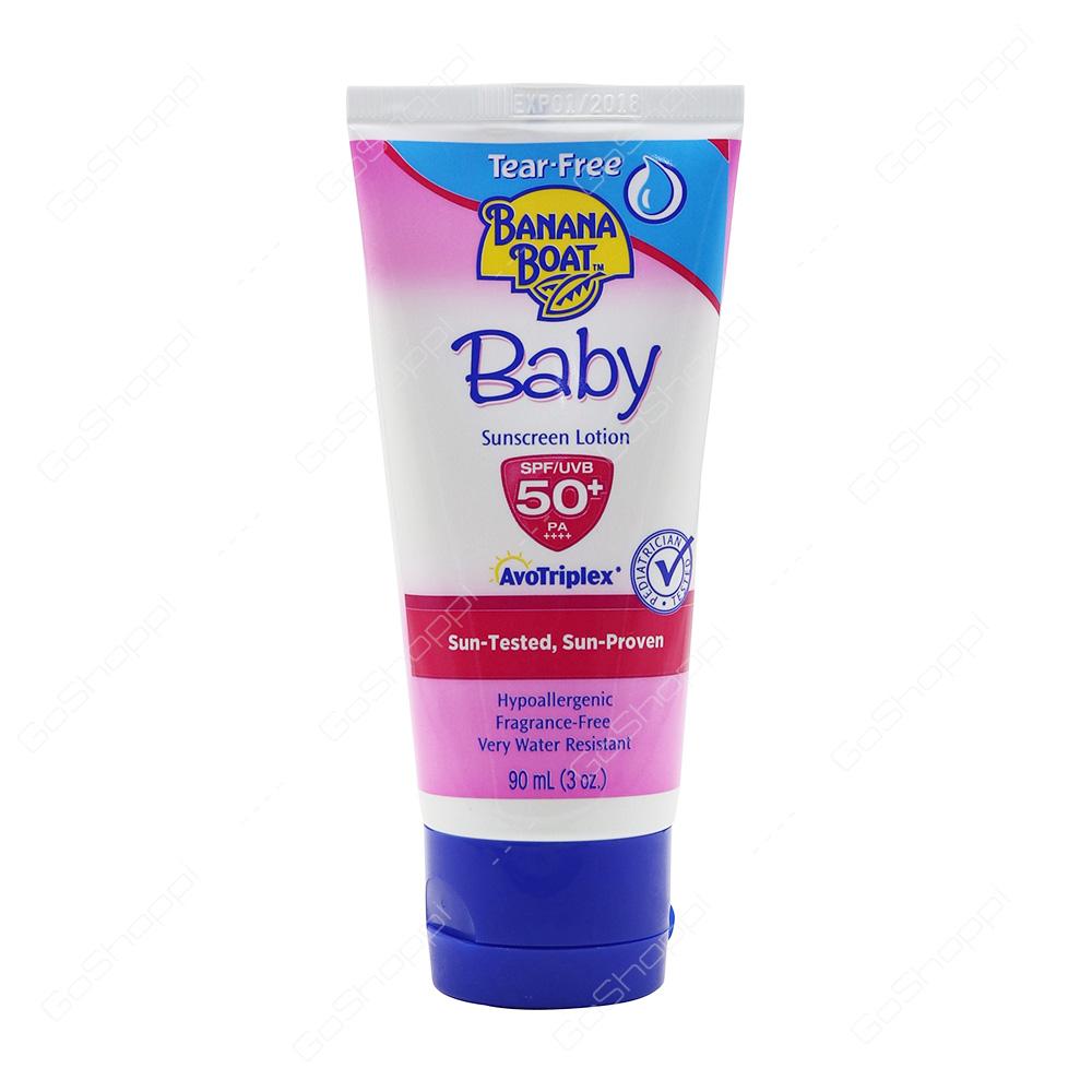 Banana Boat Sport Cool Zone Sunscreen Lotion Spray Spf50 170 G Buy Sunblock 60ml Baby 90 Ml