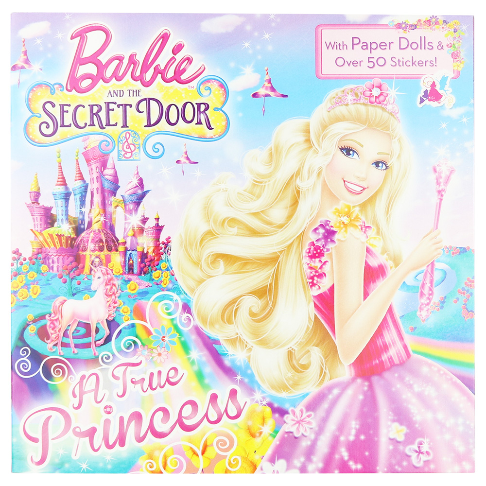 Barbie And The Secret Door - A True Princess