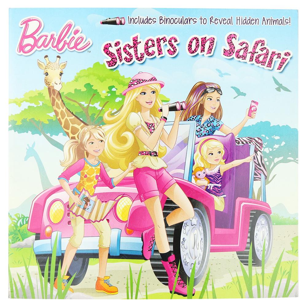 Barbie - Sisters On Safari