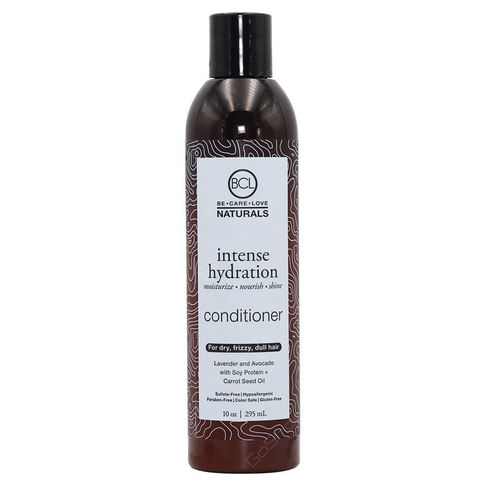 Be Care Love Naturals Intense Hydration Conditioner For Dry, Frizzy And Dull Hair 295ml