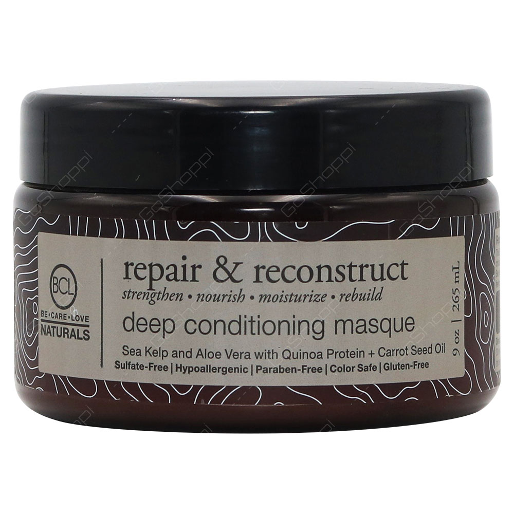 Be Care Love Repair & Reconstruct Deep Conditioning Masque 265ml