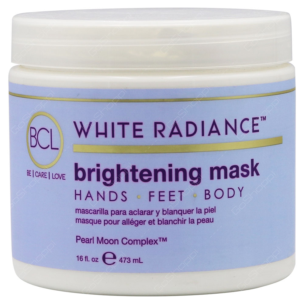 Be Care Love White Radiance Brightening Mask 473ml