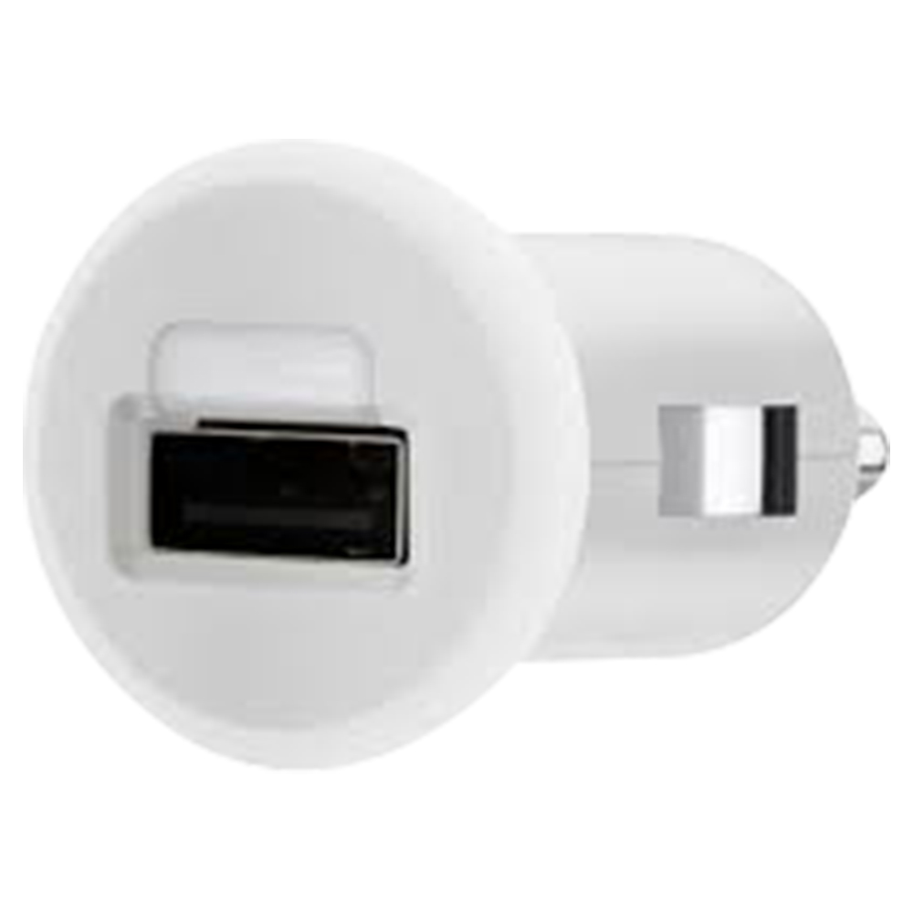 Belkin Mixit Single Micro Car Charger F8J018CWHT - White