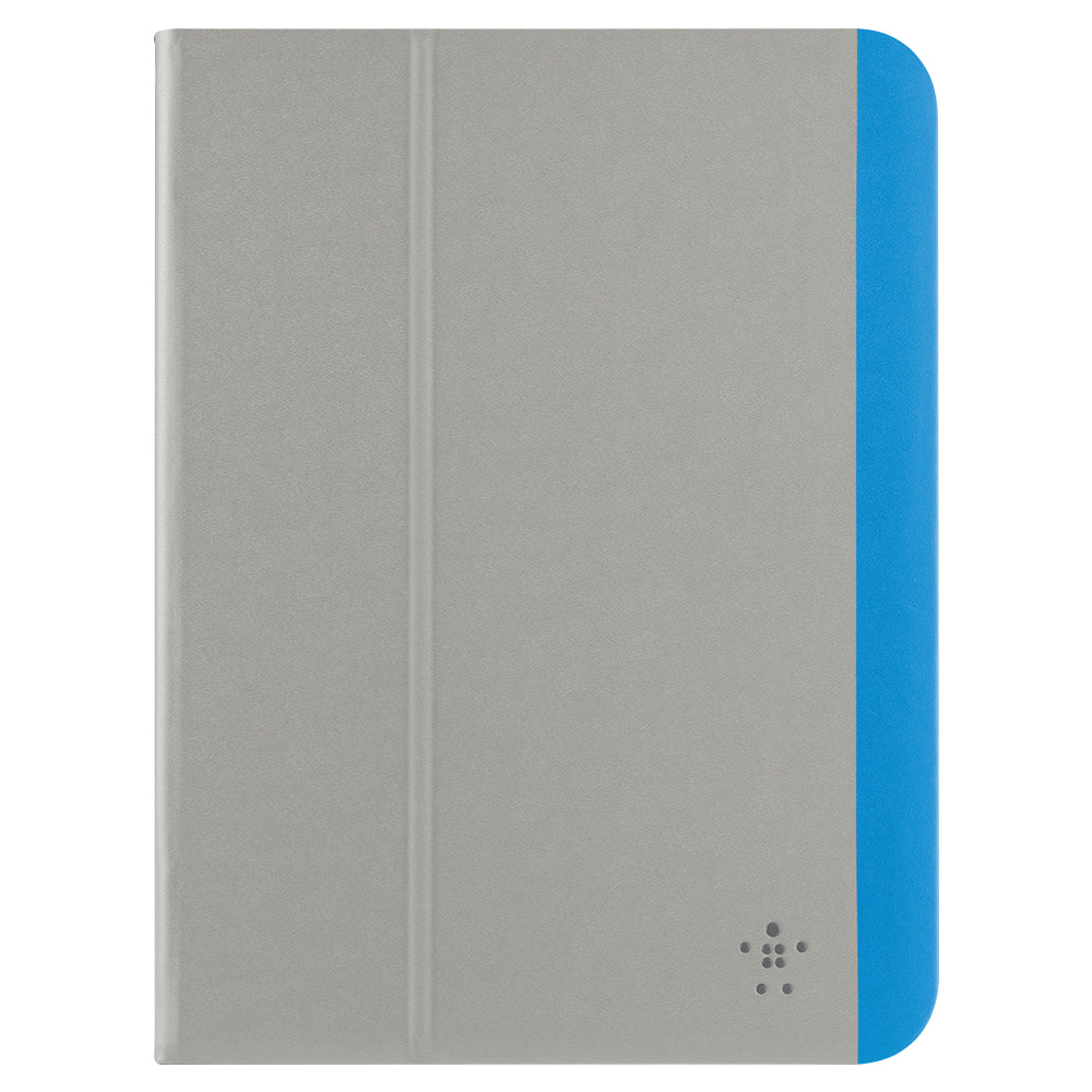 Belkin N253 Slim Style Cover For Ipad Air & Ipad Air 2 F7N253B1C01 - Blue-Grey