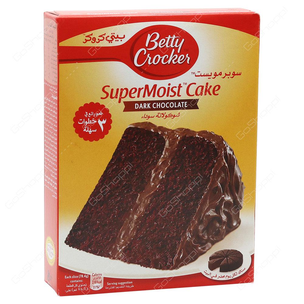 Betty Crocker Coffee Berry Cake