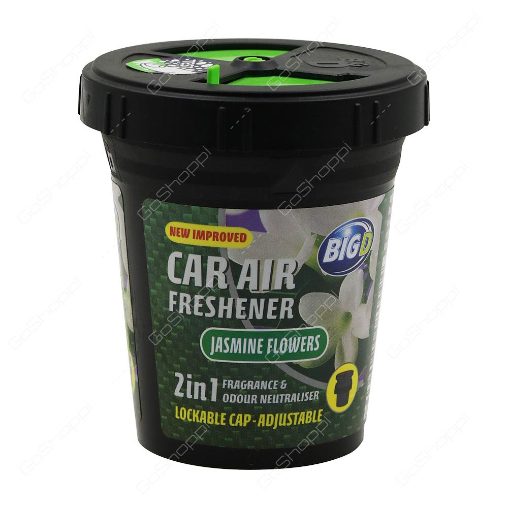 Big D Car Air Freshener Jasmine Flowers 130 G Buy Online