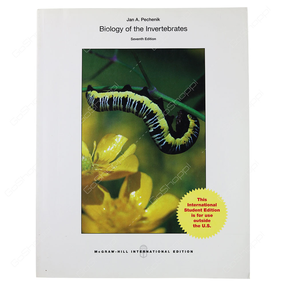 Biology Of The Invertebrates 7th Edition By Jan A. Pechenik