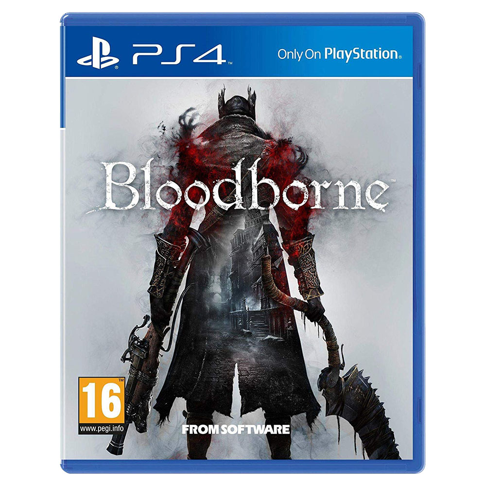 Bloodborne Regular Edition - Sony Playstation 4