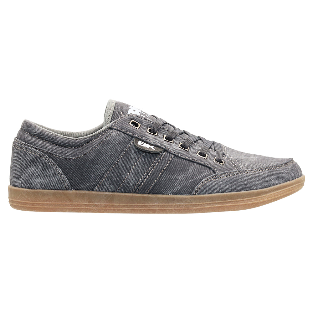 820a1348c02 British Knights Kunzo Fashion Sneakers For Men - Dark Grey - Crepe -  B41-3630