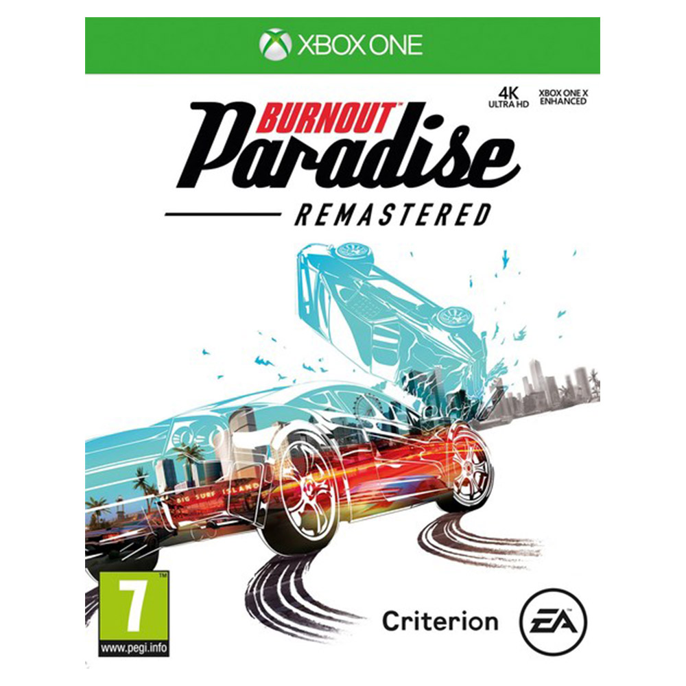 Burnout Paradise Remastered Xbox One - XB22757