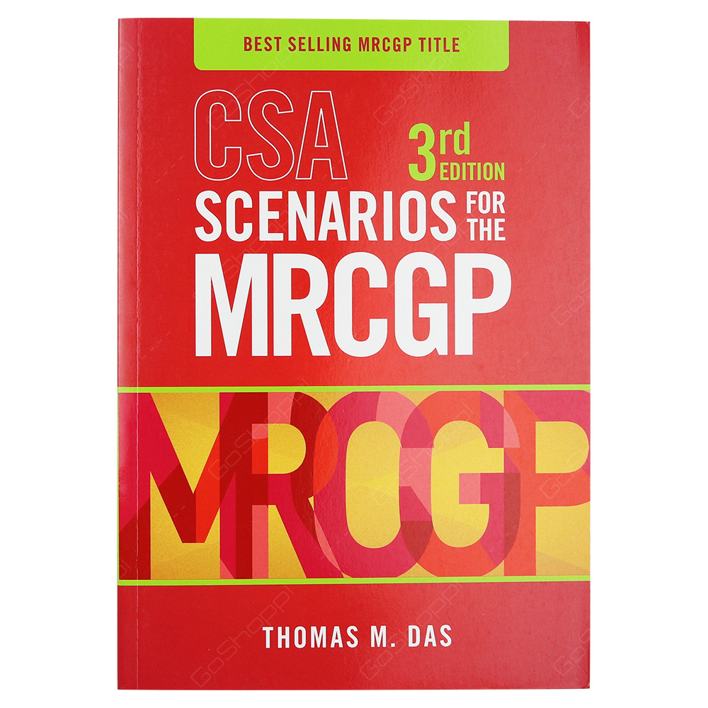 CSA Scenarios For The MRCGP Third Edition