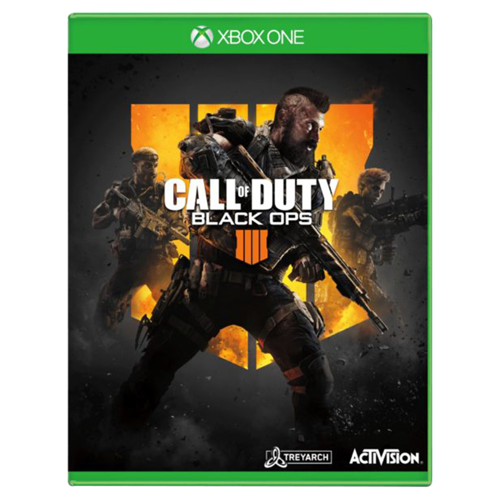 Call Of Duty Black OPS 4 For Microsoft Xbox One Game - XB45817