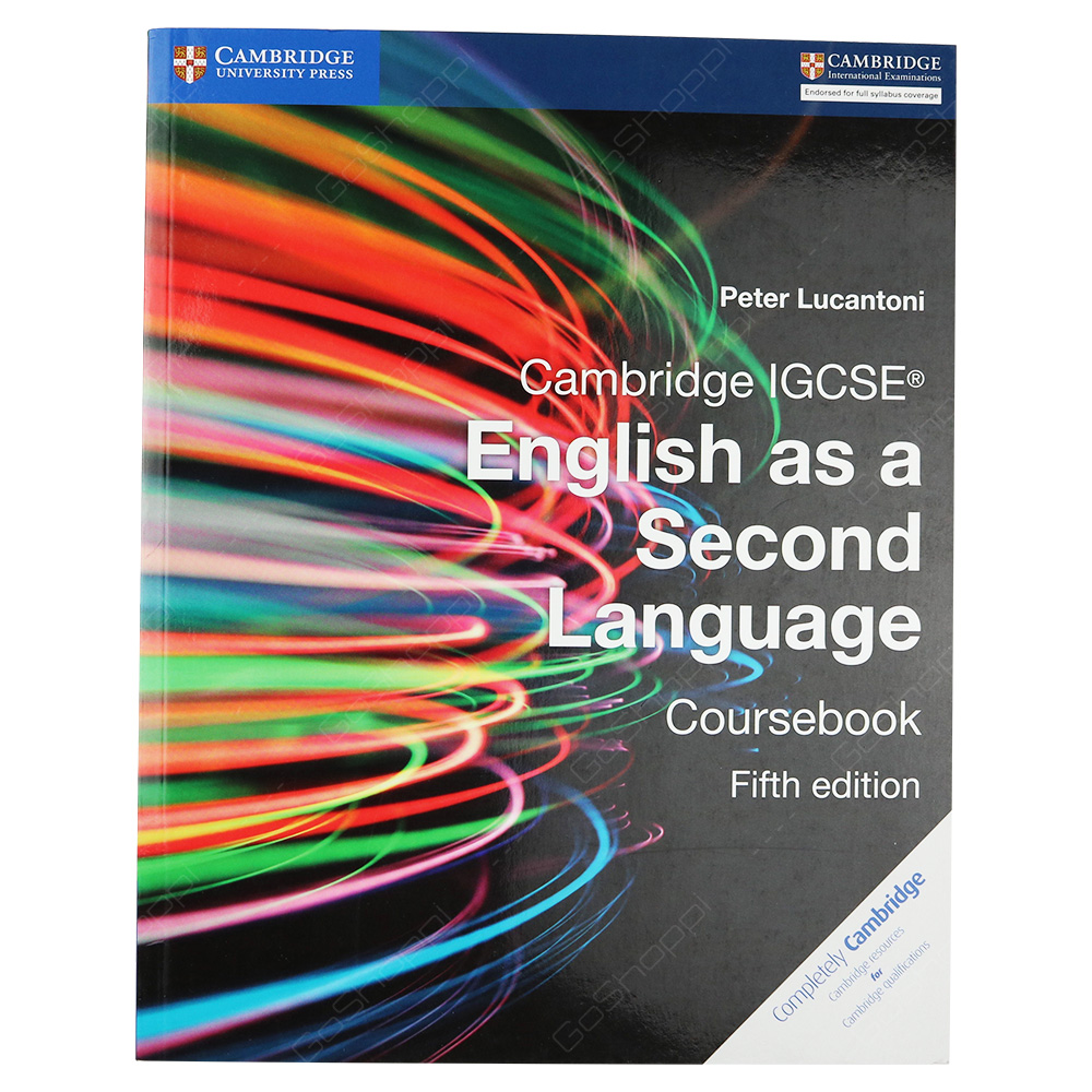 Cambridge IGCSE English As A Second Language Coursebook 5th Edition