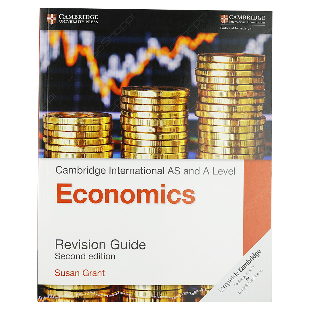 Cambridge International AS And A Level Economics Revision Guide 2nd Edition